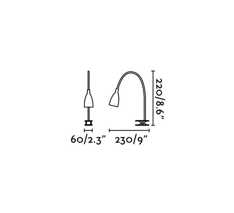 Loke estudi ribaudi lampe de bureau desk lamp  faro  40995  design signed 56096 product