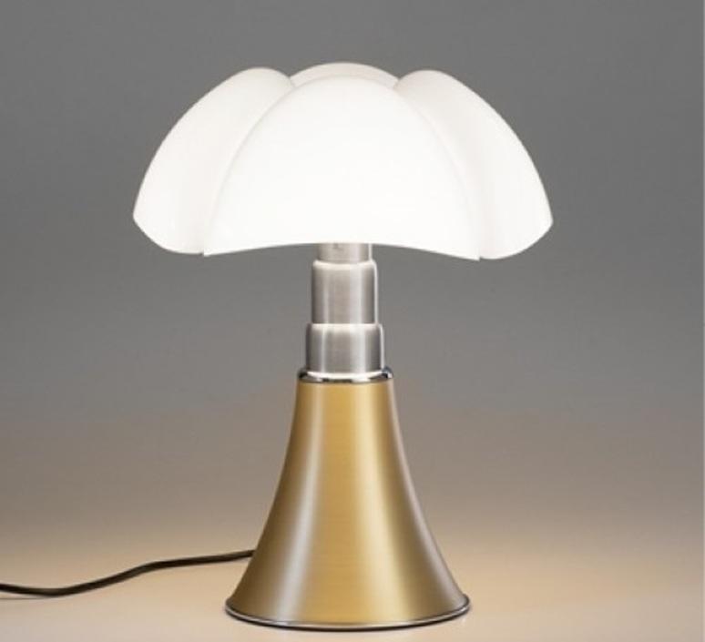 Pipistrello gae aulenti martinelli luce 620 l 1 ne luminaire lighting design signed 108708 product