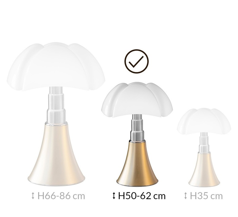 Pipistrello gae aulenti martinelli luce 620 l 1 ne luminaire lighting design signed 108709 product