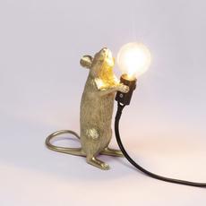 Mouse standing marcantonio raimondi malerba lampe a poser table lamp  seletti mouse14884  design signed 97865 thumb