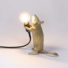 Mouse standing marcantonio raimondi malerba lampe a poser table lamp  seletti mouse14884  design signed 97867 thumb
