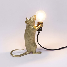 Mouse standing marcantonio raimondi malerba lampe a poser table lamp  seletti mouse14884  design signed 97868 thumb