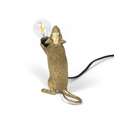 Mouse standing marcantonio raimondi malerba lampe a poser table lamp  seletti mouse14884  design signed 97869 thumb