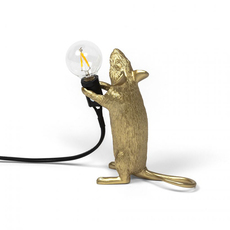 Mouse standing marcantonio raimondi malerba lampe a poser table lamp  seletti mouse14884  design signed 97870 thumb