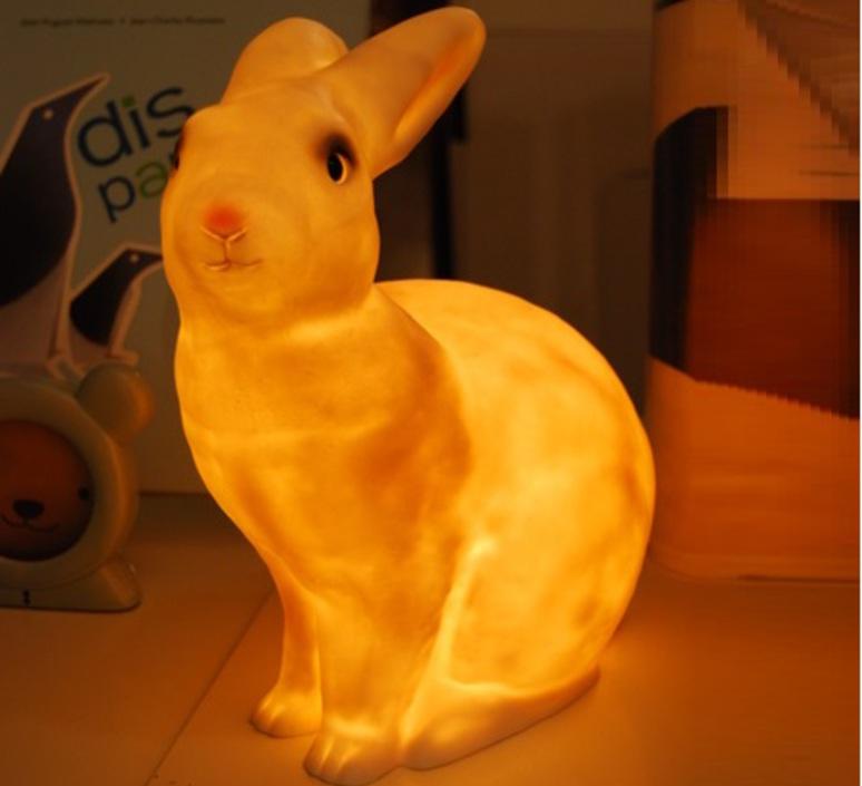 Lapin gaetane lannoy egmont toys 360312 luminaire lighting design signed 19072 product