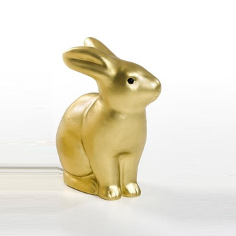 Lampe veilleuse lapin or h25cm egmont toys normal