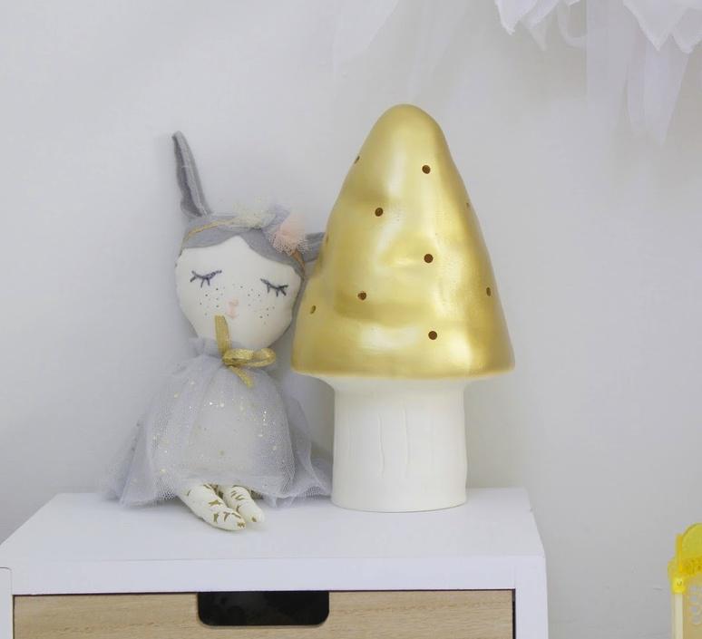 Petit champignon gaetane lannoy egmont toys 360208go luminaire lighting design signed 29244 product