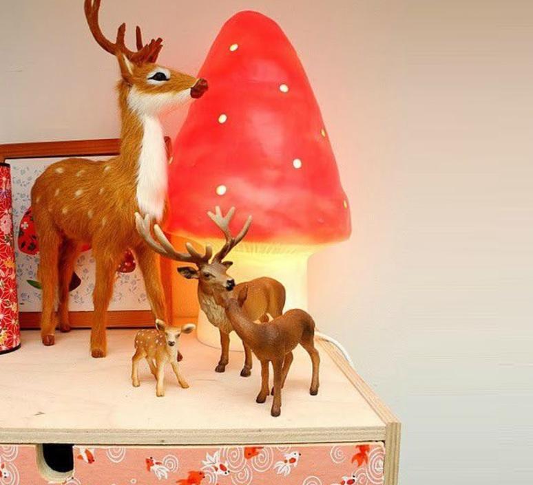 Petit champignon gaetane lannoy egmont toys 360208 luminaire lighting design signed 19100 product