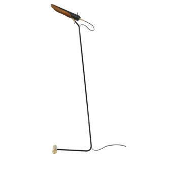 Liseuse achille noir l25cm h150cm daniel gallo normal