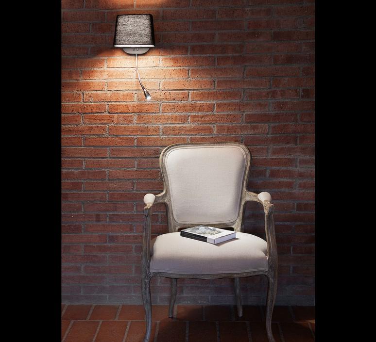 Sweet estudi ribaudi liseuse murale wall reading light  faro 29951  design signed 56464 product