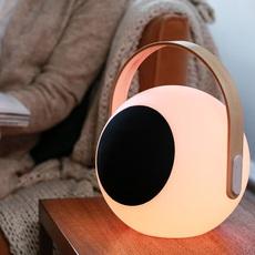 Eye speaker  luminaire connecte wireless light  mooni eys 0970 001  design signed nedgis 69268 thumb