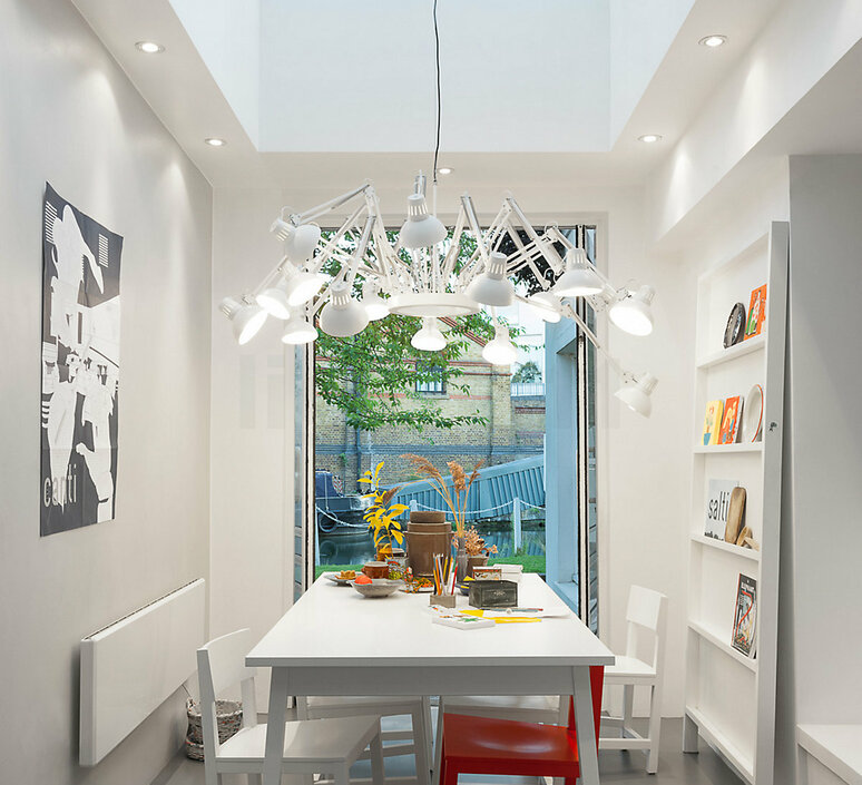 Dear ingo ron gilad lustre chandelier  moooi dear ingo ral 9005  design signed 87199 product