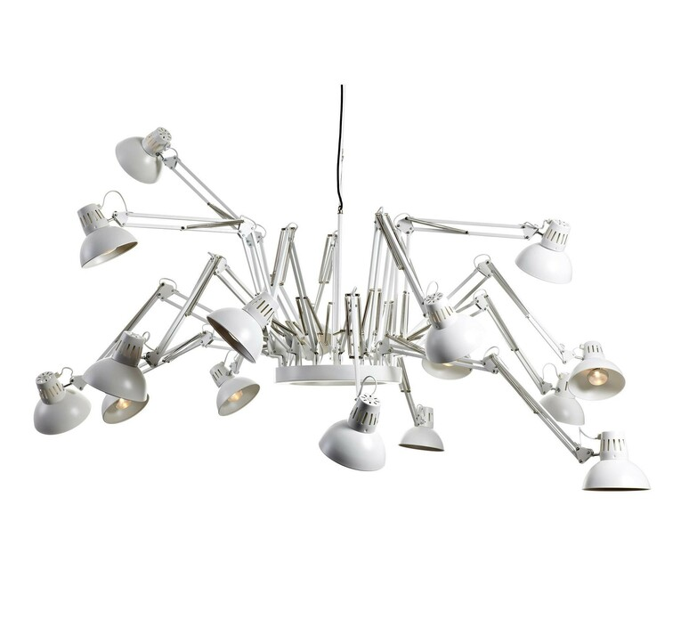 Dear ingo ron gilad lustre chandelier  moooi dear ingo ral 9005  design signed 87200 product