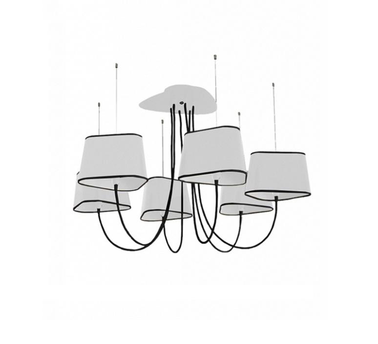 Grand nuage herve langlais designheure lu6gnbbn luminaire lighting design signed 19081 product
