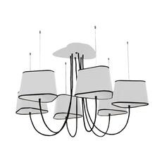 Grand nuage herve langlais designheure lu6gnbbn luminaire lighting design signed 19115 thumb