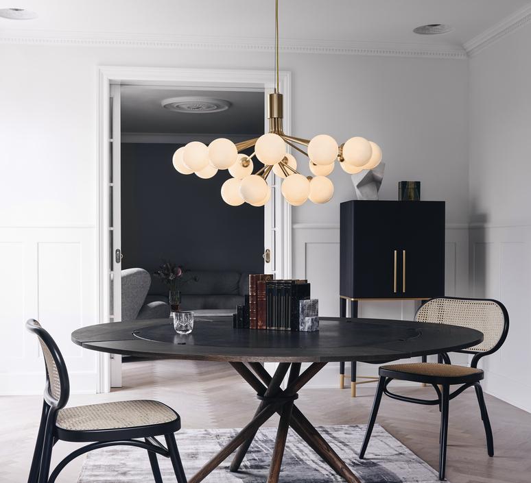 Apiales 18 sofie refer lustre chandelier  nuura 05180424  design signed nedgis 88701 product