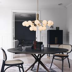 Apiales 18 sofie refer lustre chandelier  nuura 05180424  design signed nedgis 88701 thumb