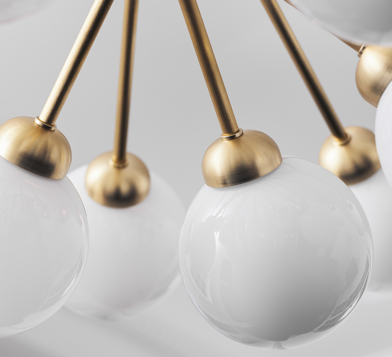 Apiales 18 sofie refer lustre chandelier  nuura 05180424  design signed nedgis 88703 product