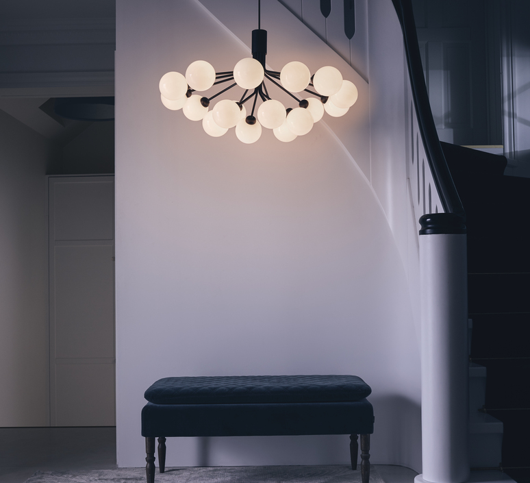 Apiales 18 sofie refer lustre chandelier  nuura 05180524  design signed nedgis 88710 product
