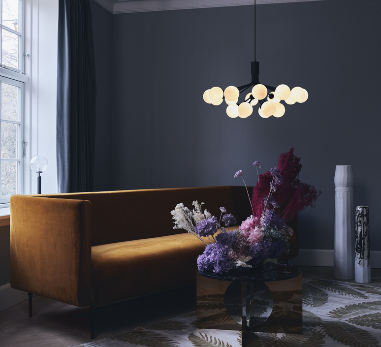 Apiales 18 sofie refer lustre chandelier  nuura 05180524  design signed nedgis 88711 product