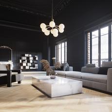 Apiales 9 sofie refer lustre chandelier  nuura 05090424  design signed nedgis 88595 thumb