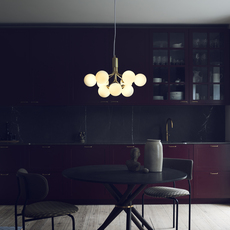 Apiales 9 sofie refer lustre chandelier  nuura 05090424  design signed nedgis 88598 thumb