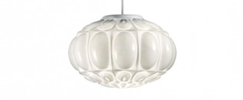 Lustre arabesque blanc o30cm h20cm mm lampadari normal