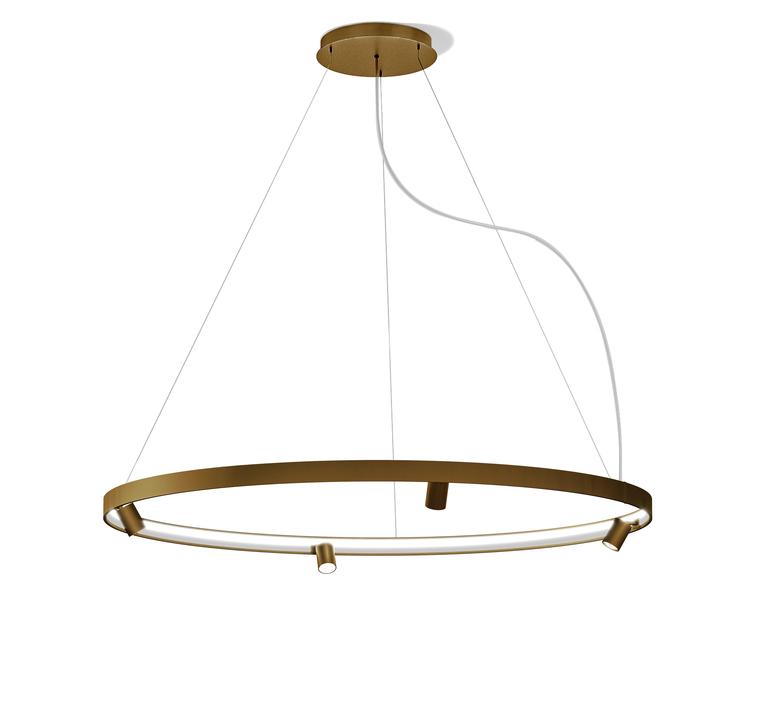 Arena 4 studio tecnico panzeri lustre chandelier  panzeri l07417 150 0518  design signed nedgis 93072 product