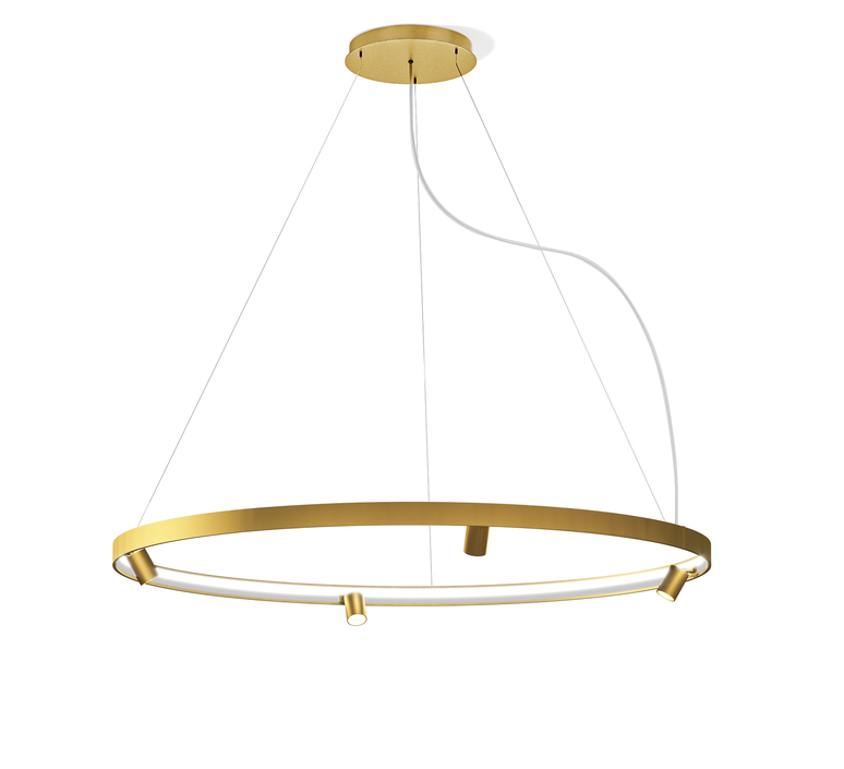Arena 4 studio tecnico panzeri lustre chandelier  panzeri l07419 150 0518  design signed nedgis 93071 product