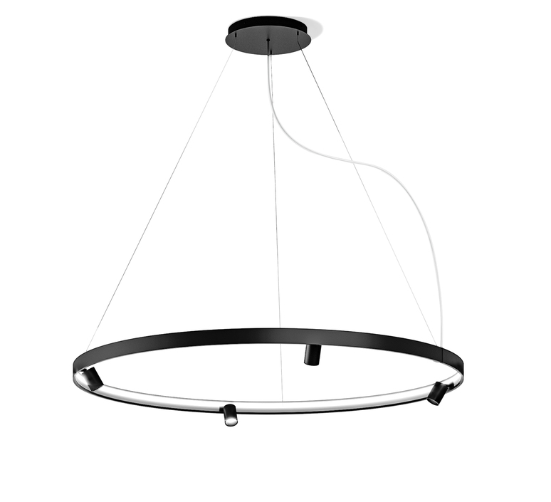 Arena 4 studio tecnico panzeri lustre chandelier  panzeri l07402 150 0518  design signed nedgis 93084 product