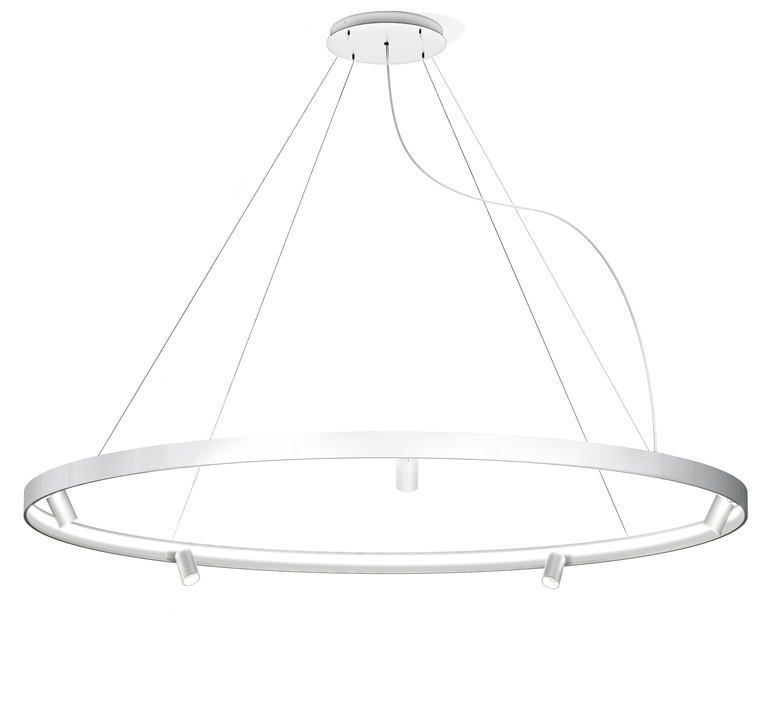 Arena 5 studio tecnico panzeri lustre chandelier  panzeri l07401 200 0518  design signed nedgis 93080 product