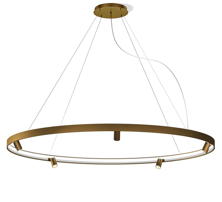 Arena 5 studio tecnico panzeri lustre chandelier  panzeri l07417 200 0518  design signed nedgis 93078 product
