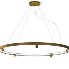 Arena 5 studio tecnico panzeri lustre chandelier  panzeri l07417 200 0518  design signed nedgis 93078 thumb