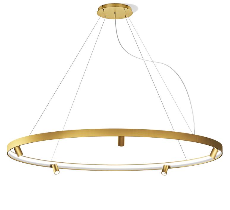 Arena 5 studio tecnico panzeri lustre chandelier  panzeri l07419 200 0518  design signed nedgis 93082 product