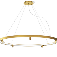 Arena 5 studio tecnico panzeri lustre chandelier  panzeri l07419 200 0518  design signed nedgis 93082 thumb