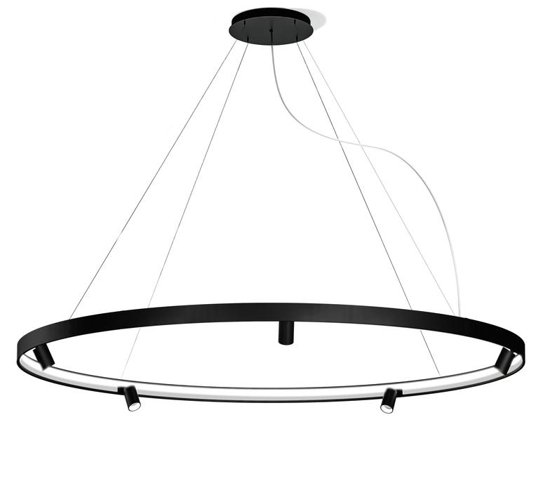 Arena 5 studio tecnico panzeri lustre chandelier  panzeri l07402 200 0518  design signed nedgis 93076 product