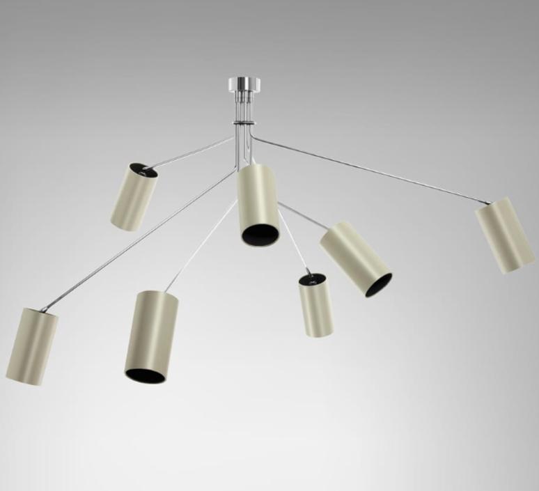 Array cotton  lustre chandelier  cto lighting cto 01 035 0003  design signed 53868 product