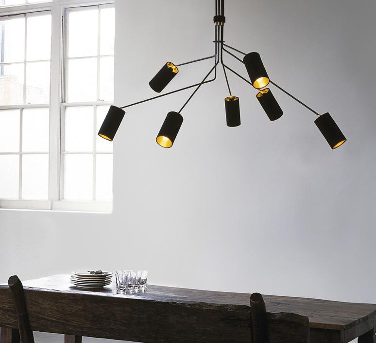 Array cotton  lustre chandelier  cto lighting cto 01 035 0001  design signed 53862 product
