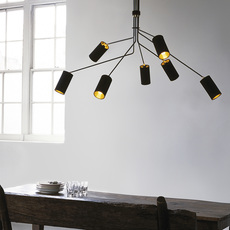 Array cotton  lustre chandelier  cto lighting cto 01 035 0001  design signed 53862 thumb