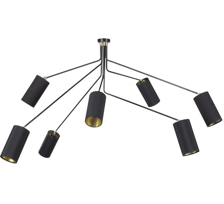 Array cotton  lustre chandelier  cto lighting cto 01 035 0001  design signed 53863 product