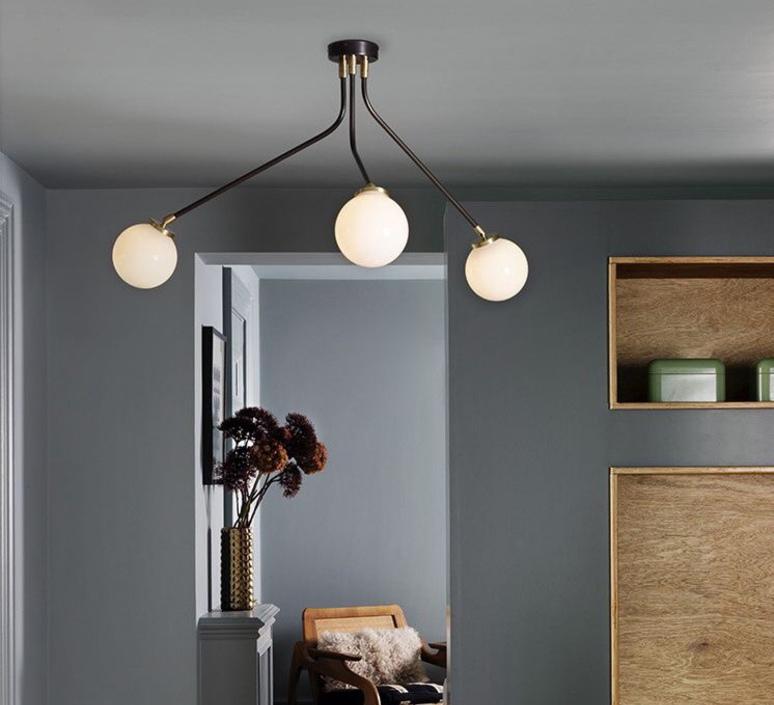 Array opal  lustre chandelier  cto lighting cto 01 035 0101  design signed 56199 product