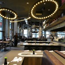 Aura medium jasper van grootel jspr aura medium black luminaire lighting design signed 11994 thumb