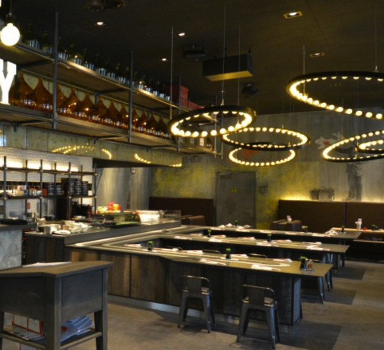 Aura medium jasper van grootel jspr aura medium black luminaire lighting design signed 11995 product