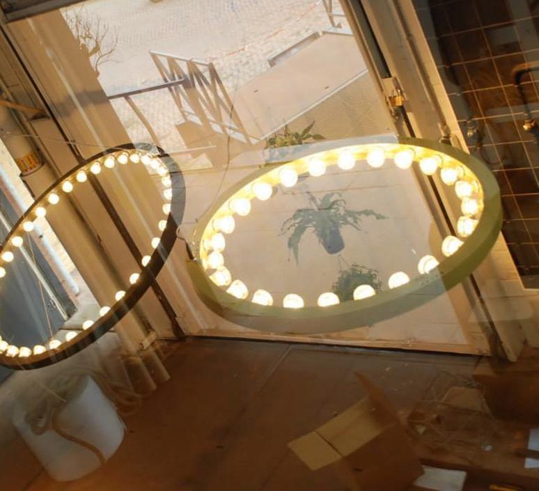 Aura small jasper van grootel jspr aura small gold luminaire lighting design signed 11986 product