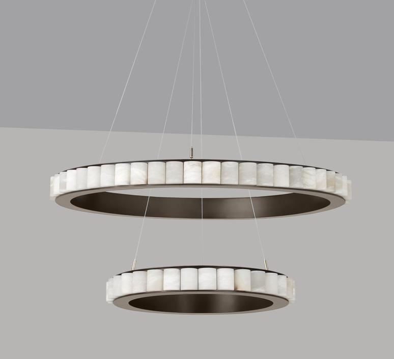 Avalon halo chris et clare turner lustre chandelier  cto lighting cto 01 045 0202   design signed nedgis 116444 product