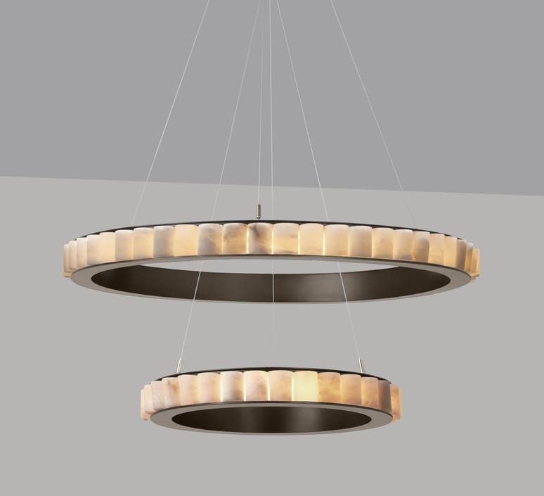 Avalon halo chris et clare turner lustre chandelier  cto lighting cto 01 045 0202   design signed nedgis 116445 product