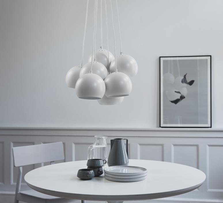 Ball multi  benny frandsen lustre chandelier  frandsen 14230600106  design signed nedgis 91789 product