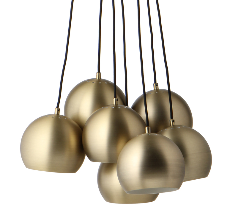 Ball multi  benny frandsen lustre chandelier  frandsen 142318405001  design signed nedgis 91805 product