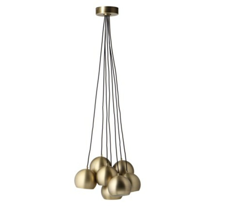 Ball multi  benny frandsen lustre chandelier  frandsen 142318405001  design signed nedgis 91807 product