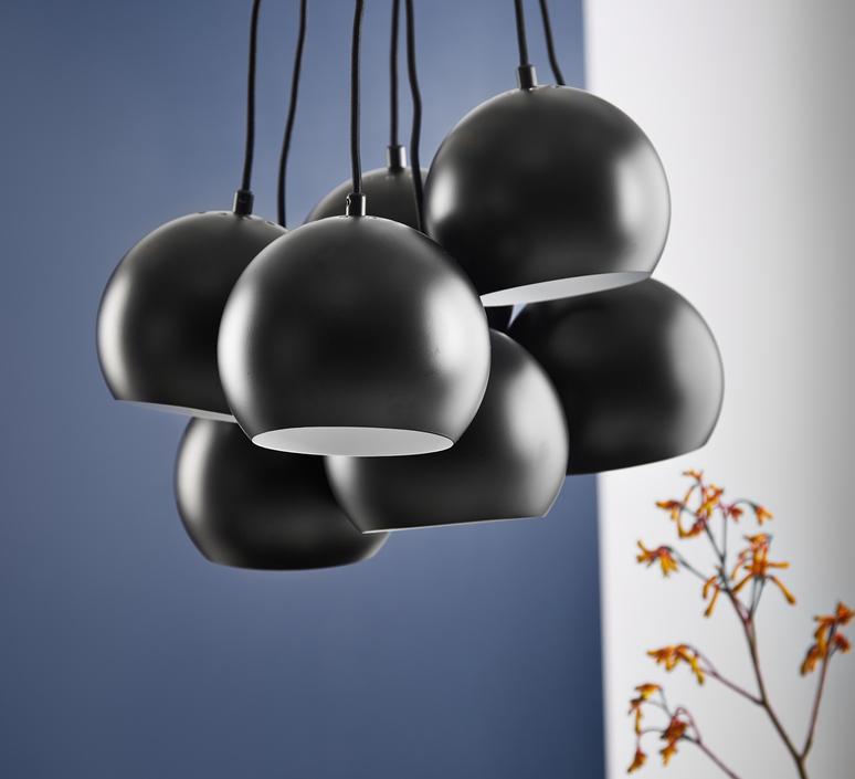 Ball multi  benny frandsen lustre chandelier  frandsen 14236505001  design signed nedgis 91792 product
